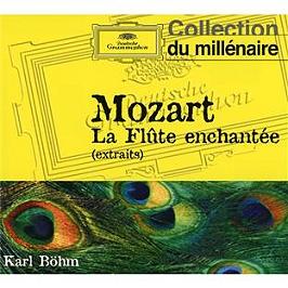 La flûte enchantée (extraits), CD Digipack