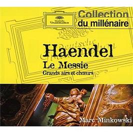 Le Messie : grands airs et choeurs, CD Digipack