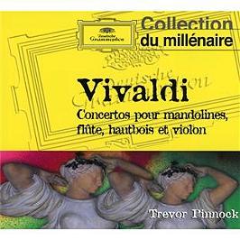 Concertos pour mandoline, flûte, hautbois et violon, CD Digipack