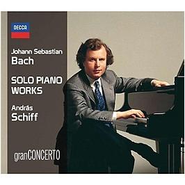 Solo piano works, CD + Box