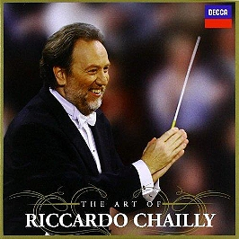 L'art de Riccardo Chailly, CD + Box