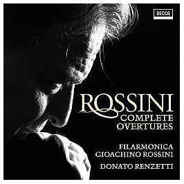 Rossini : complete overtures, CD + Box