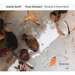 Sonatas & impromptus, CD Digipack