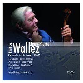 L'art de Jean-Pierre Wallez, CD + Box
