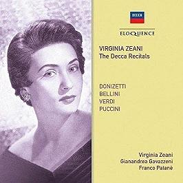 Decca recitals, CD
