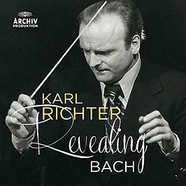 Révélant Bach, CD + Box