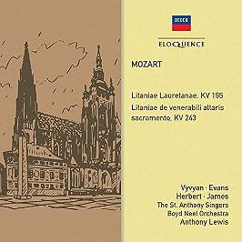 Litaniea laurentanae KV195, CD