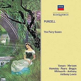 The fairy queen, CD