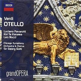 Otello, CD