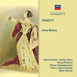 Anna Bolena 1968, CD + Box