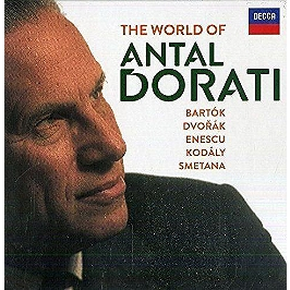 The world of Antal Dorati, CD + Box