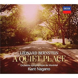A quiet place, Edition 2 CD multipack.