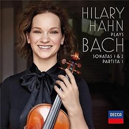 Violin sonatas 1 and 2, partita 1, CD