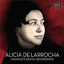 Complete Decca recordings, Edition limitée., CD + Box