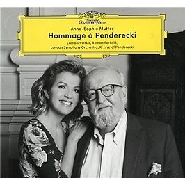 Hommage à Penderecki, CD Digipack