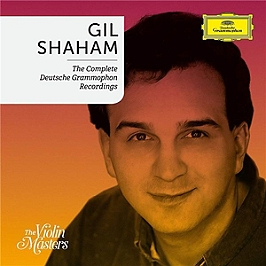 Gil Shaham : complete Deutsche Grammophon recordings, édition en tirage limité, CD + Box