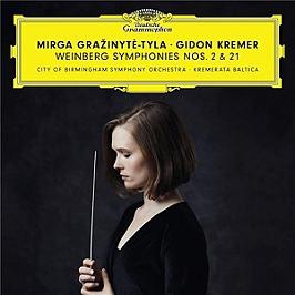 Symphonies nos. 2 & 21, CD