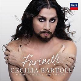 Farinelli, Edition limitée cd livre-disque., CD + Livre