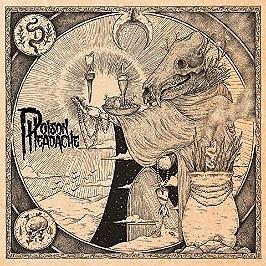 Poison headache, CD