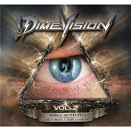 Dimevision /vol.2 roll with it or get rolled over, CD + Dvd