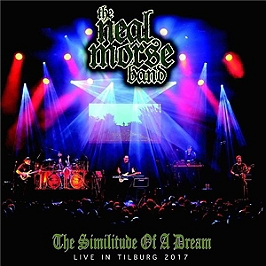 The similitude of a dream live in Tilburg 2017, CD AUDIO + DVD (package DVD)