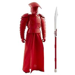 Figurine star wars VIII elite guard (50cm)