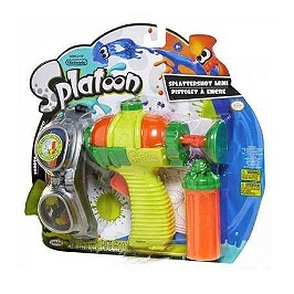 Splatoon petit set pistolet