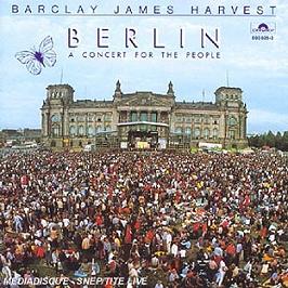 Berlin (live), CD