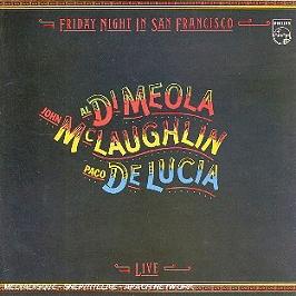 Friday Night In San Francisco, CD