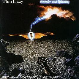 Thunder and lightning, CD