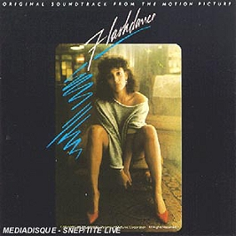 Flashdance (bof), CD
