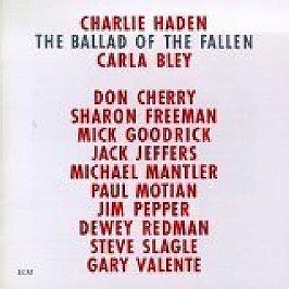 The ballad of the fallen, CD