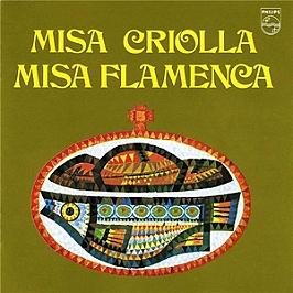 Misa Criolla & Misa Flamenca, CD