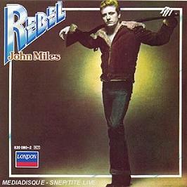 Rebel, CD