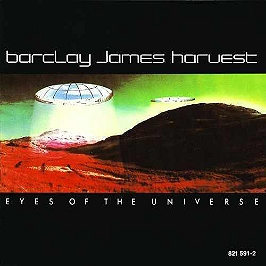 Eyes Of The Universe, CD