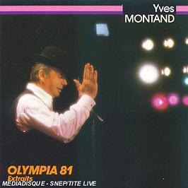 Olympia 81, CD