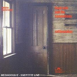 Rattlesnakes, CD