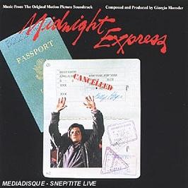 Midnight Express (Bof), CD