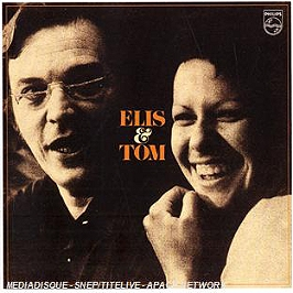 Elis & Tom, CD