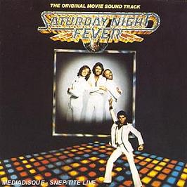 Saturday night fever (bof), CD