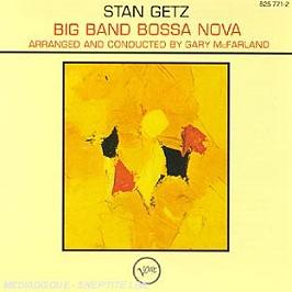 Big Band Bossa Nova, CD