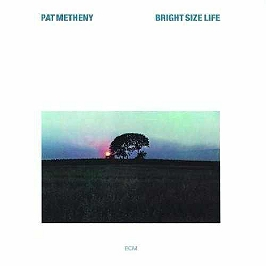 Bright Size Life, CD
