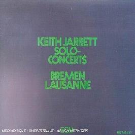 Solo Concerts (Bremen Lausanne), CD