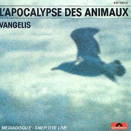 L'apocalypse Des Animaux (Bof), CD