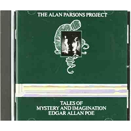 Tales of mystery and imagination Edgar Allan Poe, CD