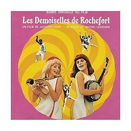 Les Demoiselles De Rochefort (Bof), CD