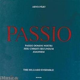 Passio Domini Nostri Jesu Christi Secundum Joannem, CD