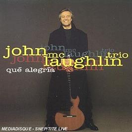 Que Alegria, CD
