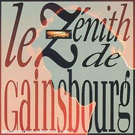 Le Zenith (live 1989), CD
