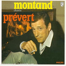 Chante Jacques Prevert, CD
